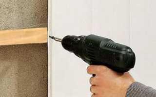 Как обшить стены пластиковыми панелями своими руками