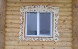 Как вырезать наличники на окна лобзиком