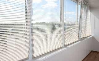 Как самому установить жалюзи на пластиковые окна