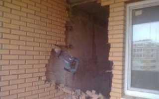 Можно ли ломать стены в панельном доме
