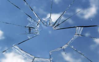 Как заделать дырку в стеклопакете