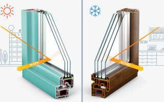 Как проверить энергосберегающий стеклопакет