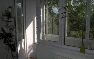 Как починить пластиковую дверь на балкон