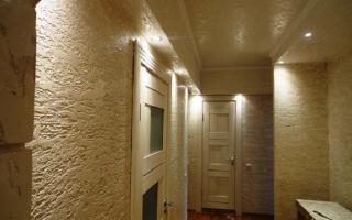 Какую штукатурку выбрать для стен в квартире