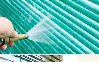 Как помыть пластиковые жалюзи в домашних условиях