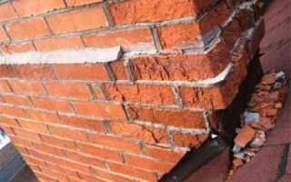 Как отремонтировать трубу на крыше