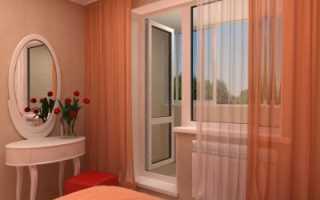 Как открыть балконную пластиковую дверь изнутри?