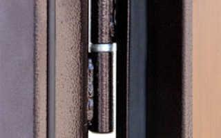 Скрипит железная дверь что делать?