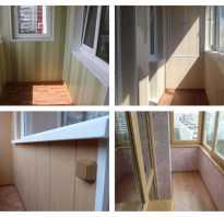 Как обделать балкон пластиковыми панелями