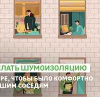 Как повысить звукоизоляцию стен в квартире