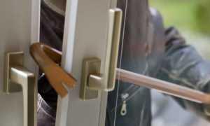 Как защитить пластиковое окно от вскрытия снаружи