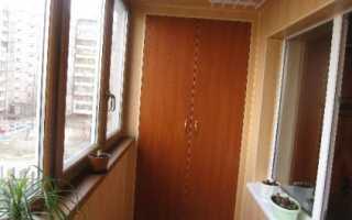 Каким материалом лучше отделать балкон внутри