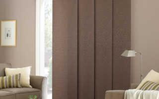 Как сделать японские шторы своими руками?