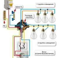 Можно ли подключить розетку к выключателю света?