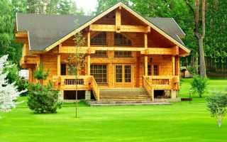 Утепление наружных стен деревянного дома своими руками