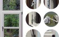 Какую фурнитуру выбрать для пластиковых окон