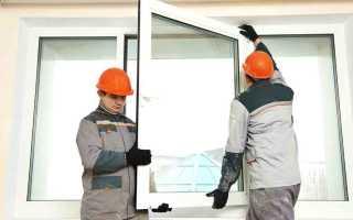 На каком этапе ремонта меняют окна