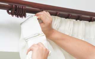 Как сделать карниз для штор своими руками