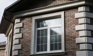 Чем отделать откосы на окнах с улицы