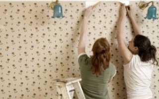 Как отклеить флизелиновые обои от стены