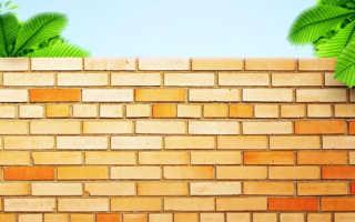 Толщина кирпичной стены индивидуального дома