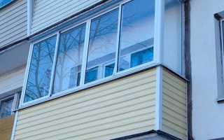 Сколько стоит остекление балкона в хрущевке