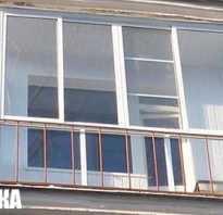 Как самому застеклить балкон в хрущевке