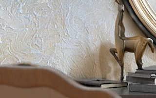 Декоративная штукатурка для внутренней отделки стен