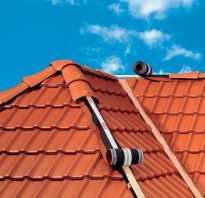 Как сделать конек на крышу своими руками