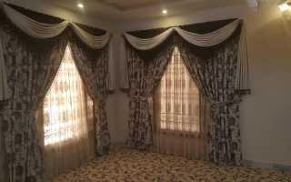 Из какой ткани можно сшить шторы?