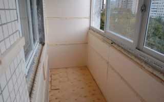 Можно ли утеплить балкон в панельном доме
