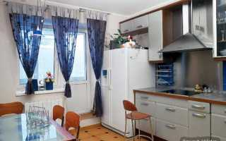 Балкон как продолжение кухни