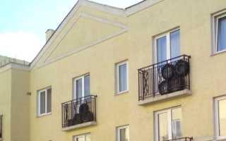 Система хранения колес на балконе