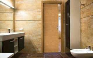 Как сделать раздвижную дверь в стену?