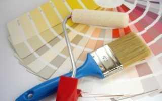 Каким валиком лучше красить стены