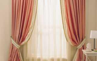 Как самой сшить шторы в зал?