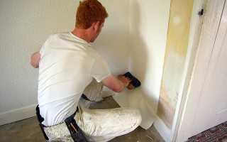 Можно ли шпаклевать бетонные стены без штукатурки