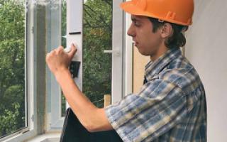 Как проверить пластиковые окна после установки
