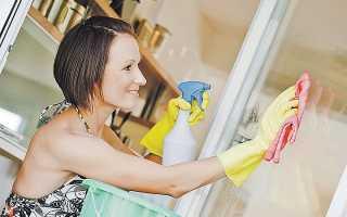 Как быстро и чисто вымыть окна