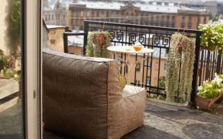 Кресла для балкона и лоджии