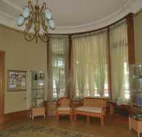Занавески на полукруглые окна