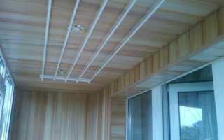 Сушить белье на балконе приспособления
