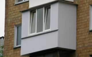 Что значит балкон под ключ