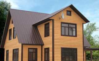 Шумоизоляция крыши дома из профнастила