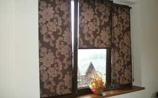 Жалюзи светонепроницаемые рулонные шторы