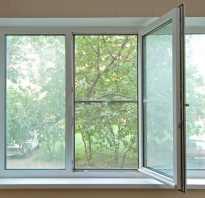 Стандартные размеры оконных проемов для пластиковых окон