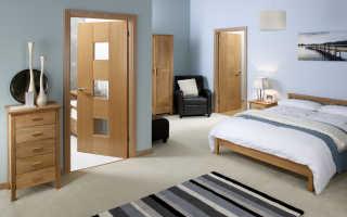 Из какого материала делают двери межкомнатные?