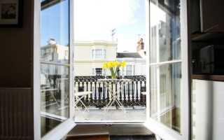 Как оформить балкон в квартире