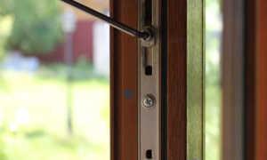 Регулировка деревянных окон со стеклопакетами