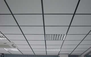 Подвесной потолок типа армстронг технические характеристики